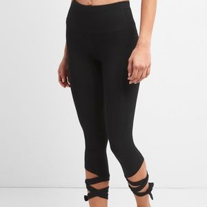 GAP Pants - Gap Fit G-fast High-rise Cotton Leggings